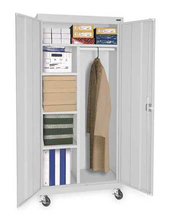 Mobile Combination Storage Cabinet