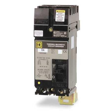 2P Standard Circuit Breaker 30A 480VAC