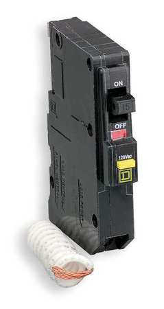 1P GFCI Bolt On Circuit Breaker 15A 120VAC
