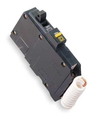 1P GFEP Plug In Circuit Breaker 15A 120VAC