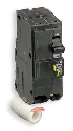 2P GFCI Bolt On Circuit Breaker 25A 120/240VAC