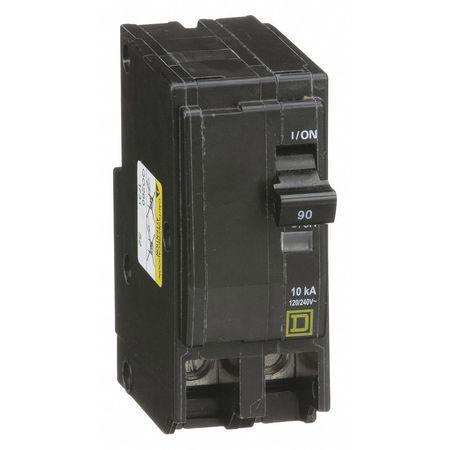 Qwik-Open 2P Standard Plug In Circuit Breaker 90A 120/240VAC