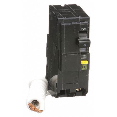 Qwik-Open 2P GFCI Plug In Circuit Breaker 40A 120/240VAC