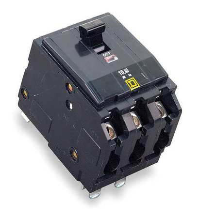 3P High Intensity Discharge Circuit Breaker 15A 240VAC