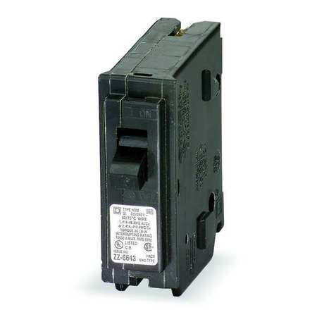 1P Standard Plug In Circuit Breaker 25A 120VAC