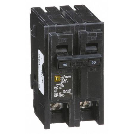 2P Standard Plug In Circuit Breaker 90A 120/240VAC