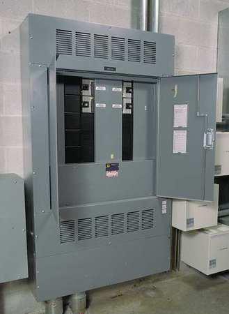 Panelbrd Interior, 400A, 600VAC/250VDC