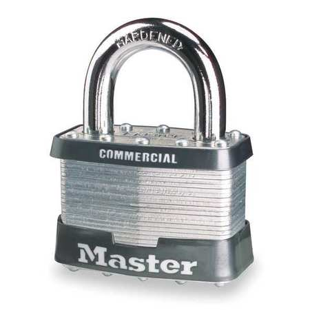 "Keyed Padlock, Different, 2-1/2""W"