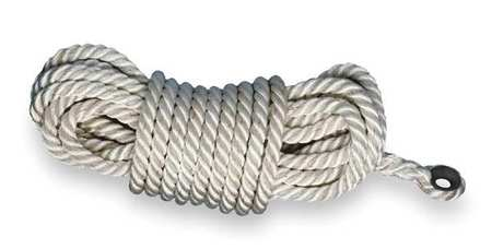 Replacement Rope, 300 In. L, 310 lb.