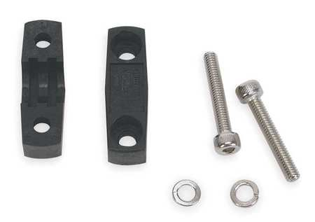 Slotted Block Mount, F/ 18mm Dia Sensor