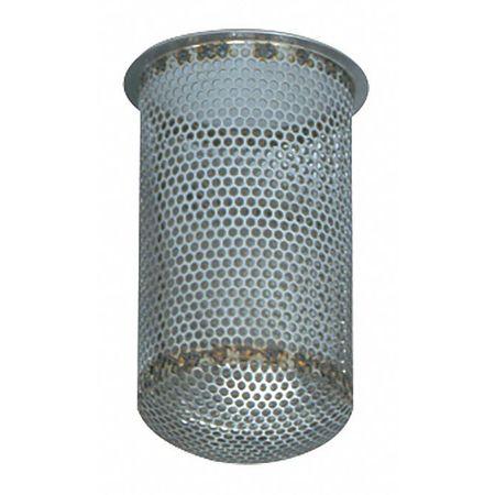 Strainer Basket, 100 Mesh, Housing Sz 3