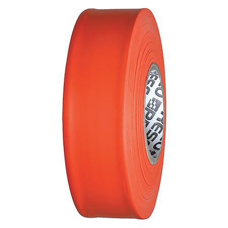 Flagging Tape, Orange, 300 ft x 1-3/16 In