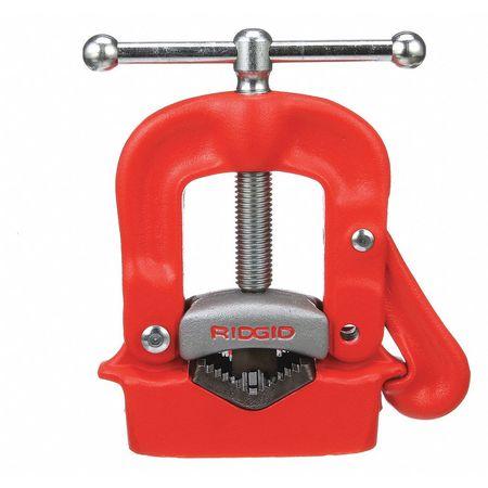 Ridgid Bench Yoke Vise 1 8 To 2 In 40080 Zoro Com
