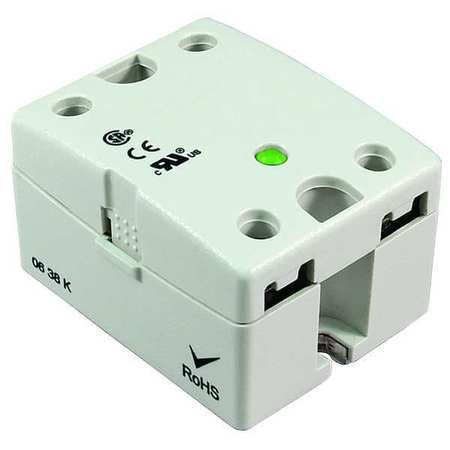 Solid State Relay, 90 to 280VAC, 25A