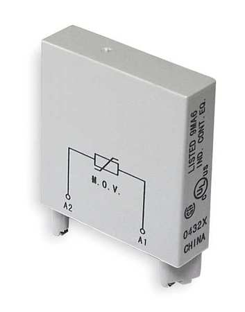 Relay, Socket Module, 2Pin, 240VAC/VDC
