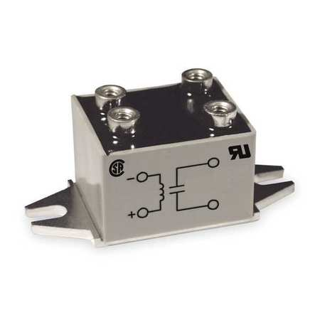 Miniature Solid State Relay, 3-30VDC, 25A