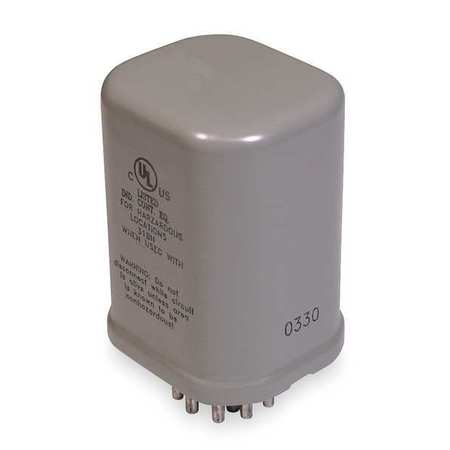 Hermetically Sealed Relay, 11 Pins, 24VAC