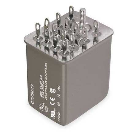 Hermetically Sealed Relay, 14 Pins, 240VAC
