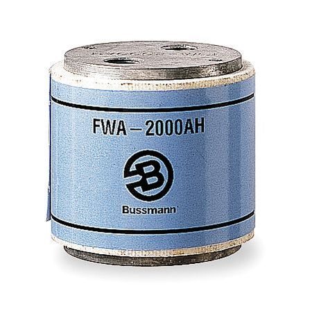 2000A Melamine High Speed Semiconductor Fuse 130VAC/DC