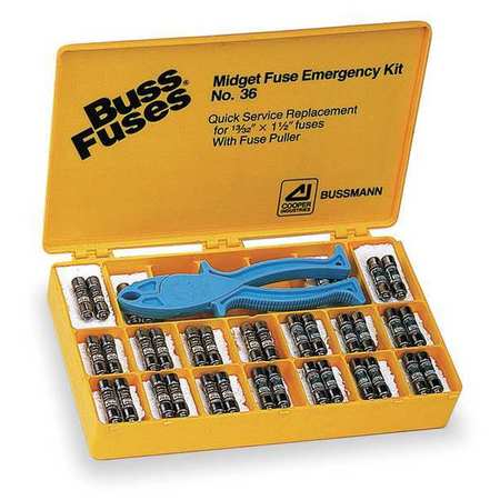 Fuse Kit, 28, FRN-R, Industrial, RK-5