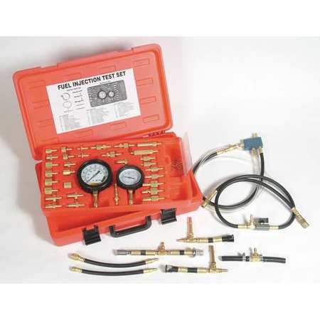 Master Fuel Injection Kit, 48 Pc