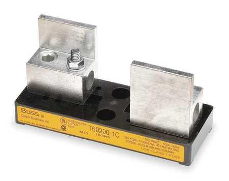 Fuse Block, Industrial, 200A, 1 Pole