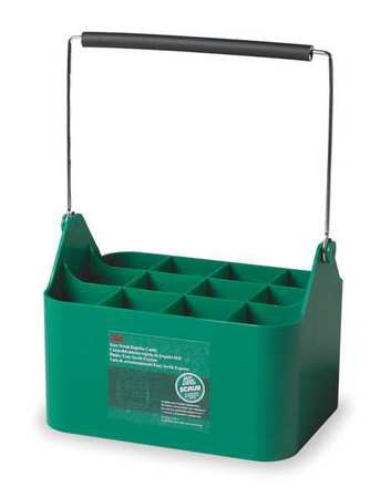 Bottle Caddy,  6-5/8 In. x 6 In.