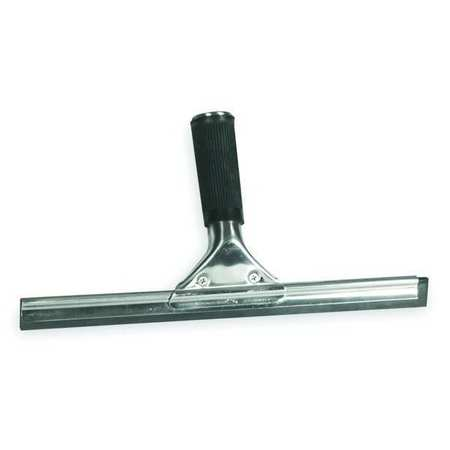 "TOUGH GUY Black 12"" Window Squeegee"