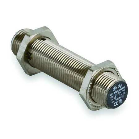 Proximity Sensor, Inductive, 12mm, NPN, NO
