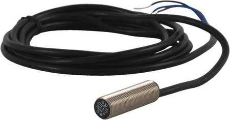 Proximity Sensor, Inductive, 12mm, PNP, NC