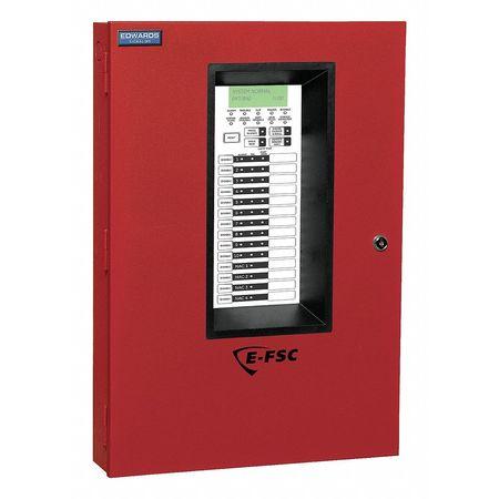 Alarm Control Panel, 5 Zone, Red