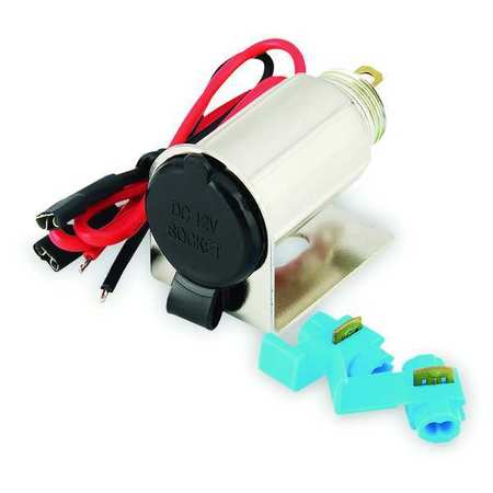 Auxilary Power Outlet, 5 Amps