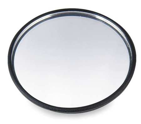 Blind Spot Mirror, Stick-On, 2 In Size
