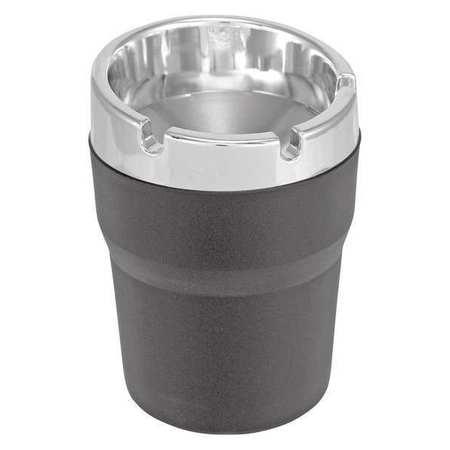 Ash Can, Black/Chrome