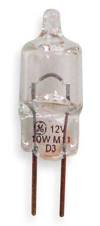 GE LIGHTING 5.0W,  T3 Miniature Halogen Light Bulb