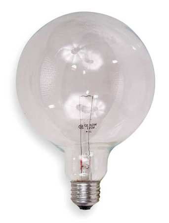 Incandescent Lamp, G40, 60W