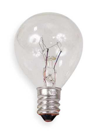 GE LIGHTING 10W,  S11 Incandescent Light Bulb