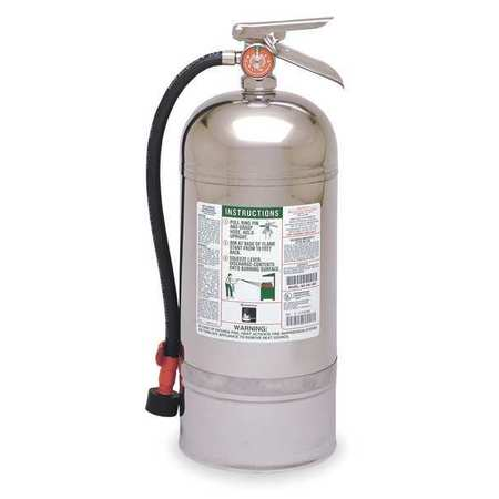 Class K Wet Chemical Fire Extinguisher