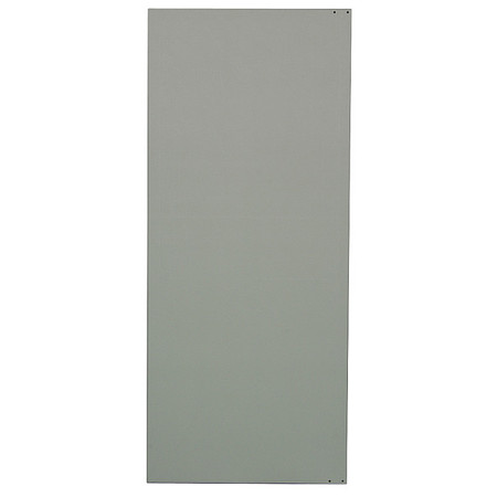 "55"" x 36"" Door Toilet Partition,  Solid Polymer"