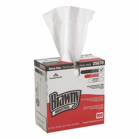 "Disposable Towels,  9"" x 16-1/2"",  5 Pack,  100 Sheets/ Pack"