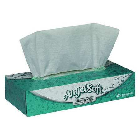 Angel Soft Facial Tissue,  PK30