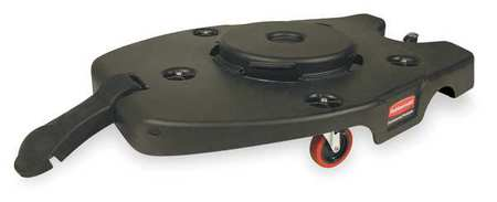Connectable Dolly, 250 lb., Fits 55 gal.
