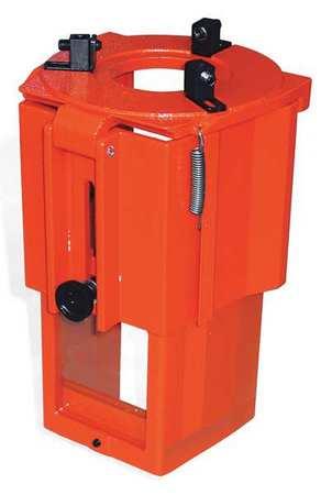 Drill Press Guard, 1-3/4 to 3-1/2 Quill