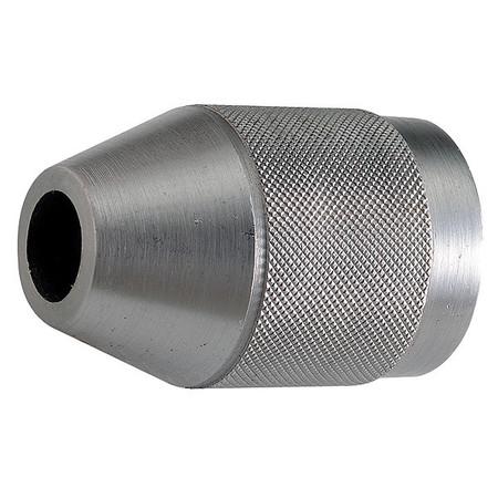 "Keyless Drill Chuck 1/2"" Cap.,  1/2-20 Mount Size,  Steel"