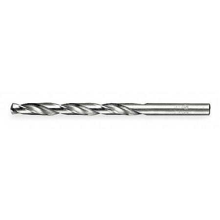 Jobber Bit, 43/64In, High Speed Steel