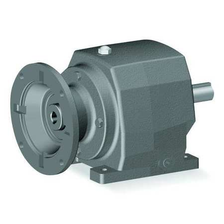 Speed Reducer, C-Face, 56C, 63:1