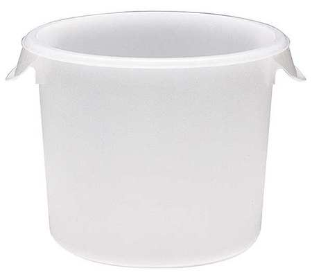 Round Storage Container,  6 qt