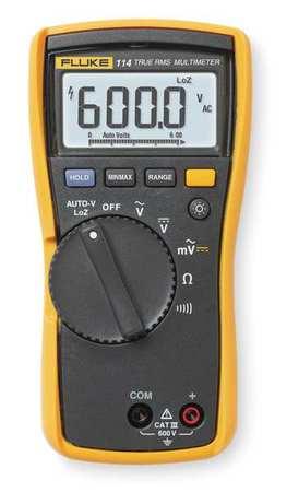 Electricians Digital Multimeter, 600V