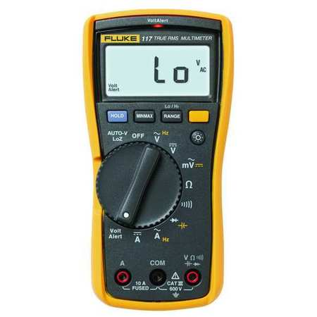 Electricians Digital Multimeter, 600V