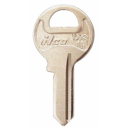 Padlock Key Blanks